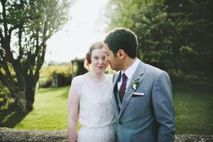 Kate and Hayder - Cripps Barn