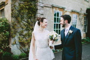 Babington House wedding - Eleanor and Nick