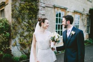 Babington House wedding - Eleanor and Nick
