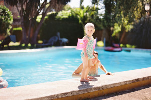 Family portraits in Gloucestershire and Mallorca