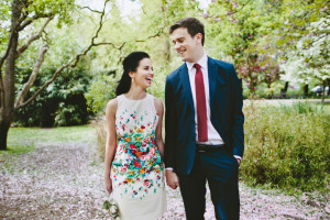 Anya & Dale (part one) - Intimate Peckham wedding