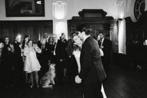 Wedding at the Town Hall Hotel London