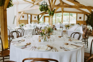 Wedding at Cripps barn