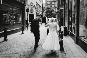 Hawksmoor wedding Manchester