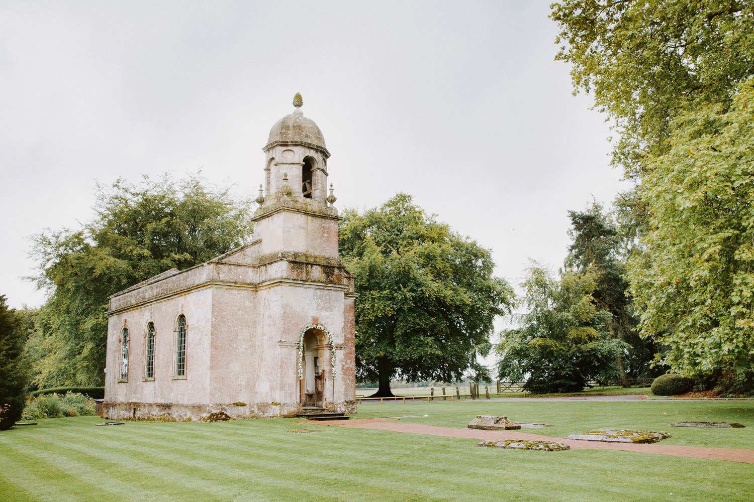 small church in Somerset