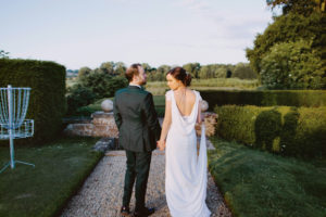 Wedding at North Cadbury Court
