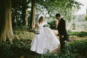 Yarlington House wedding