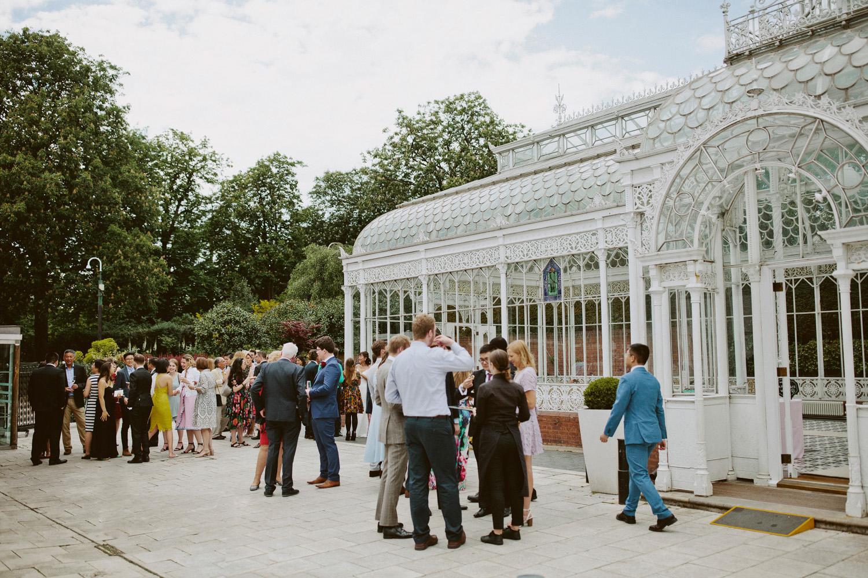Horniman museum wedding
