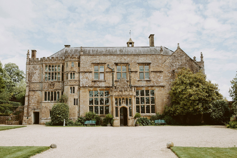 Brympton House wedding venue in Somerset