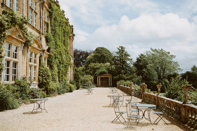 Somerset wedding photography of Brympton House