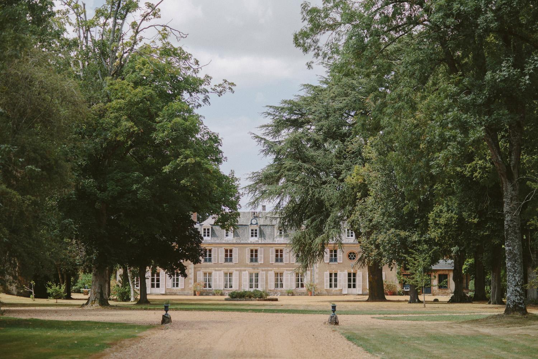 Chateau de Bouthonvilliers