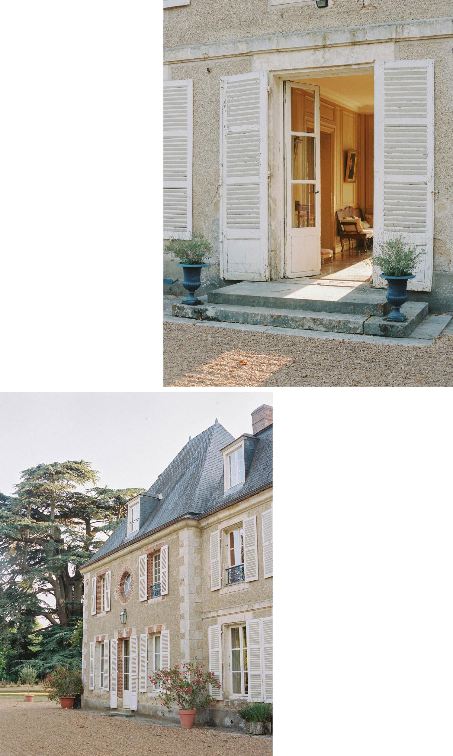 Chateau de bouthonvilliers elopement